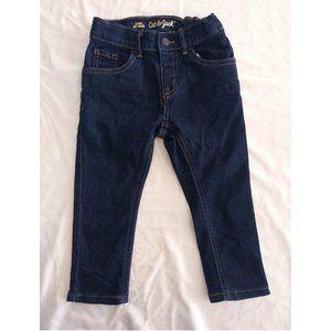 CAT & JACK Skinny 2 toddler Blue Jeans